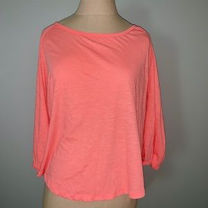 VS PINK Coral Tunic